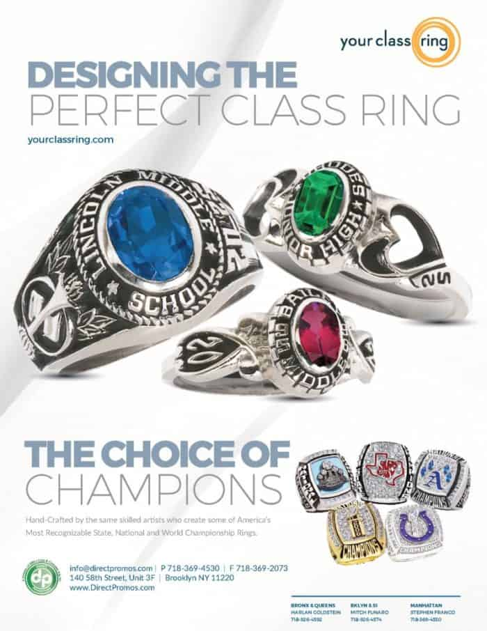 Buy Class Ring School Contract Direct Promotions
